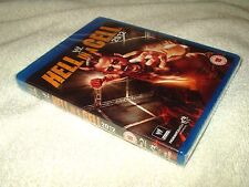 Blu Ray Wrestling WWE Hell In A Cell 2012