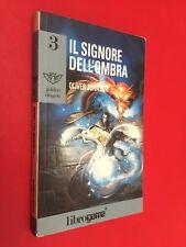 GOLDEN DRAGON 3 IL SIGNORE DELL'OMBRA E.Elle (1° Ed 1994) Librogame Libro Game