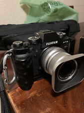 Fujifilm X-T3 (Body With Battery Grip Only)