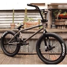 "2018 FIT BIKE CO BMX STR 20"" MATTE CLEAR BICYCLE SUNDAY PRIMO KINK HARO CULT"