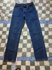 Vintage Levi's 505 Made in USA tag size 31 x 32 measure  29 x 31