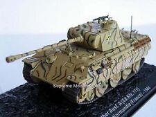 Panther Tank Normandie LSSAH France 1944 1/72ND Taille Armée exemple PKD T3412Z (=)
