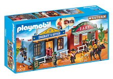 Playmobil 70012 - Take Along Western City - NEW!! - Tracked UK P&P!!!