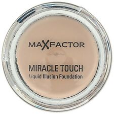 Max Factor Miracle Touch Liquid Illusion Foundation 55 Blushing Beige