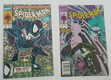 spiderman # 13, 14, 1991 mcfarlane
