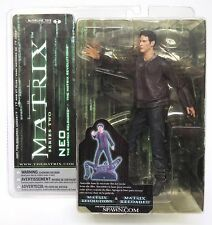 Mcfarlane toys: the matrix reloaded revolutions série deux-neo action figure