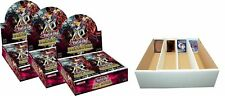 YUGIOH Dark Saviors-Display 3-tedesco 1. edizione + BOX GIGANTE circa 4000 carte