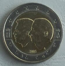2 Euro Belgique 2005 Union économique unz