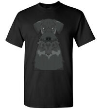 Cesky Terrier Dog Cartoon T-Shirt Tee - Men Women Ladies Youth Kids Tank Long