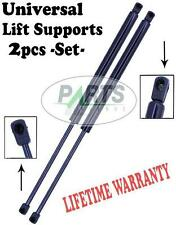 "2 GAS SPRINGS PROPS STRUTS SHOCKS SUPPORT SUPPORTS 16"" 34 LBS  REPLACE C16-23868"