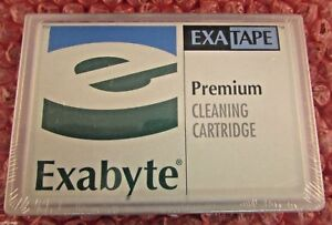 EXABYTE 8MM VIDEO8 HI8 D8 DIGITAL8 DATA8 HEAD CLEANING CLEANER CLEAN TAPE BR NEW