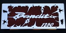 "Radiator cover / radiator guards Suzuki GSF 1250  Bandit 07>14 ""hold up"" +grill"