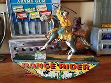 1930s Vintage Marx Range Rider W/Cowboy