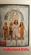 Sex And The City 2 [ 2 DVD Set ] LIKE NEW, Region 4, FREE Next Day Post from NSW