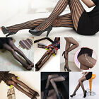 New Fashion Women Black Sexy Fishnet Pattern Jacquard Stockings Pantyhose Tight