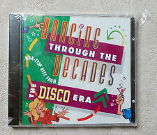 "CD AUDIO INT / DANCING THROUGH THE DECADES ""THE DISCO ERA"" CD  NEUF SOUS BLISTER"