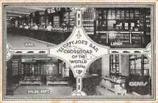 Habana Havana Cuba Sloppy Joe's Bar Vintage Postcard AA13421