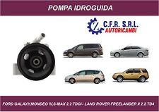 POMPA IDROGUIDA POMPA SERVOSTERZO FORD GALAXY,MONDEO 4,S-MAX 2.2 TDCI FREELANDER