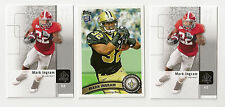 2011 MARK INGRAM TOPPS ROOKIE CARD & 2 UPPER DECK SP AUTHENTIC ROOKIE CARDS