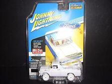 Johnny Lightning Ford F250 1959 Black JLCP7005 1/64 White Lightning CHASE