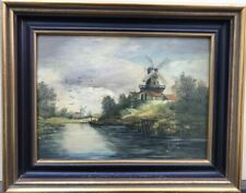 Öl-Malerei Städte Niederlande