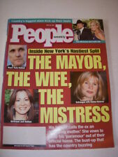 PEOPLE Magazine, MAY 28, 2001, RUDY GIULIANI, TIM MCGRAW, FAITH HILL, APOLLONIA!
