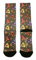 Five Nights at Freddy's Lets Eat Pizza Sublimated Crew Socks