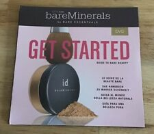 Bareminerals Get Started Dvd Guide To Bare Beauty