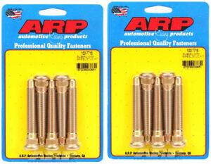 ARP Race Extended Wheel Stud Kit 2-packs/10-pcs fits Subaru Impreza WRX STi