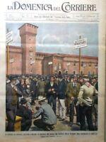 La Domenica del Corriere 26 Maggio 1901 Rogazione di Asiago Di Lorenzo Canonica