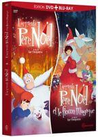 L'apprenti Pere Noel et Le Flocon Magique [Combo Blu-Ray + DVD] // BLU RAY NEUF