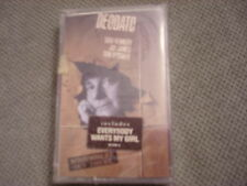 SEALED RARE OOP Deodato CASSETTE TAPE Somewhere Out There TARA KENNEDY Joe James