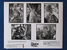 "Original Press Promo Photo  -10""x8"" - How the Grinch Stole Christmas - 2000 - B"