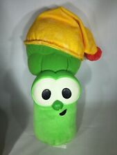 Veggie Tales Jr. Asparagus Plush Light-Up Singing Talking Fisher Price Bedtime