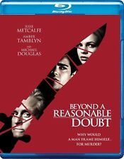 Beyond a Reasonable Doubt (Blu-ray Disc, 2009) *Brand New*