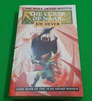 The Curse of Naar ***MINT - UNREAD!!*** Lone Wolf Joe Dever Grand Master