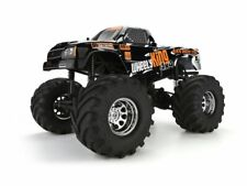 NEW HPI Mini GT-1 Truck Painted Body BLK/Gray Wheely King 4x4 FREE US SHIP
