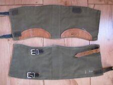 1p Ghette tela Uniform milit pant Dak Gaitors Leggings Wehrmacht WH wxx LW