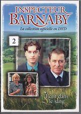 INSPECTEUR BARNABY - Intégrale kiosque - dvd 2 - Saison 1 - Episodes 1