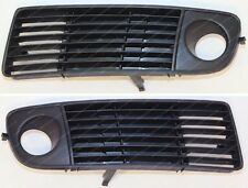 AUDI A6 1997-1999 front bumper lower grille with fog lights hole (LH+RH)