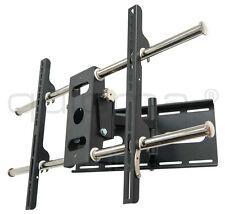 TV-Wandhalterung, quipma P12, schwenkbar, schwarz, 37-60 Zoll, bis VESA800, 60kg