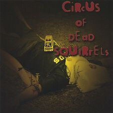 Outdoor Recess by Circus of Dead Squirrels (CD-2005) NEW-Free Shipping