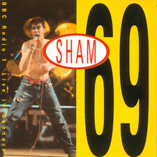 Sham 69 BBC Radio 1 Live in Concert/Windsong International CD 1993 – WINCD 049