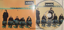 OASIS CD Roll With It 4 Track Creation PICTURE DISC YELLOW version