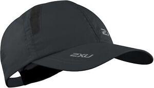 2XU Run Cap - Black