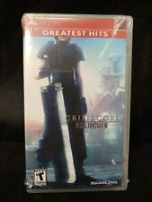 Crisis Core: Final Fantasy Vii (Greatest Hits) (Sony Psp) Brand New