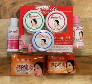 Beauche Set FREE EXTRA SOAP!!! US SELLER😃 !Ships Same day! KUSINA ONLINE!