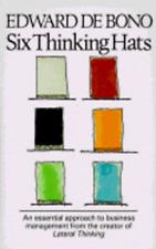 Six Thinking Hats by Edward de Bono: Used