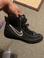 Nike wrestling shoes Youth Size 2
