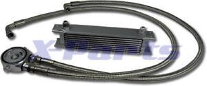 9 Reihen Ölkühler inkl. Anschluss Kit OPEL CORSA ASTRA CALIBRA C20LET